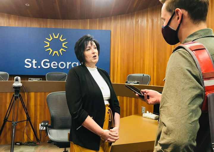 St. George City Council appoints Michele Randall as Mayor