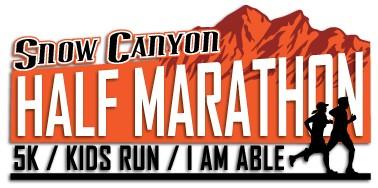 Snow Canyon Half | 5k | Fun Run Walk n' Roll