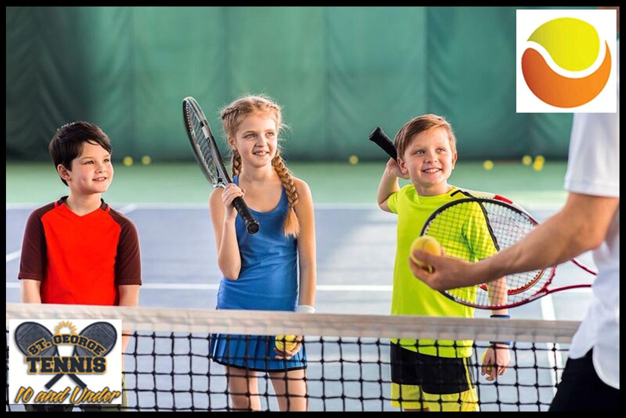 10 n Under Tennis (Ages 6-10)