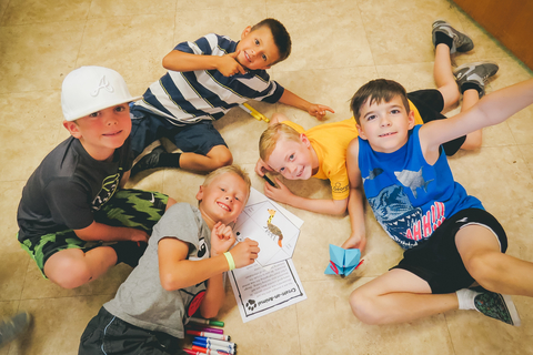 Boredom Buster Day Camp