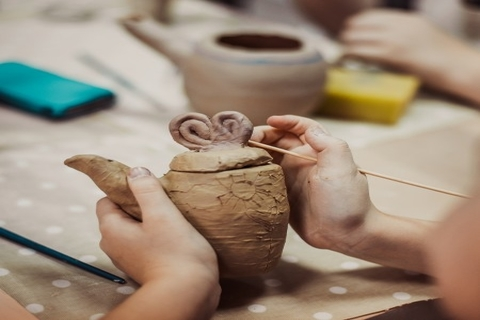 Summer Pottery Wheel Classes