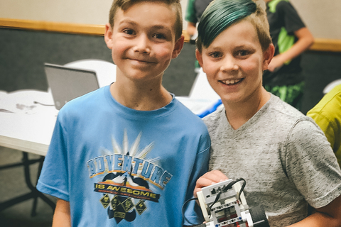 Lego Summer Camps