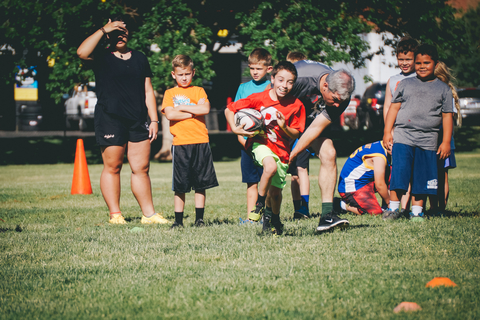 Youth Rugby Camp