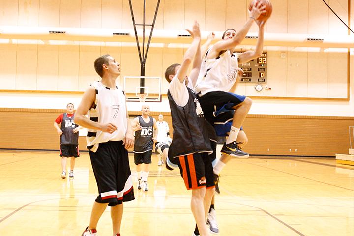 Adult Men, Women or Coed  Basketball League