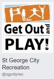 St. George Recreation Facebook