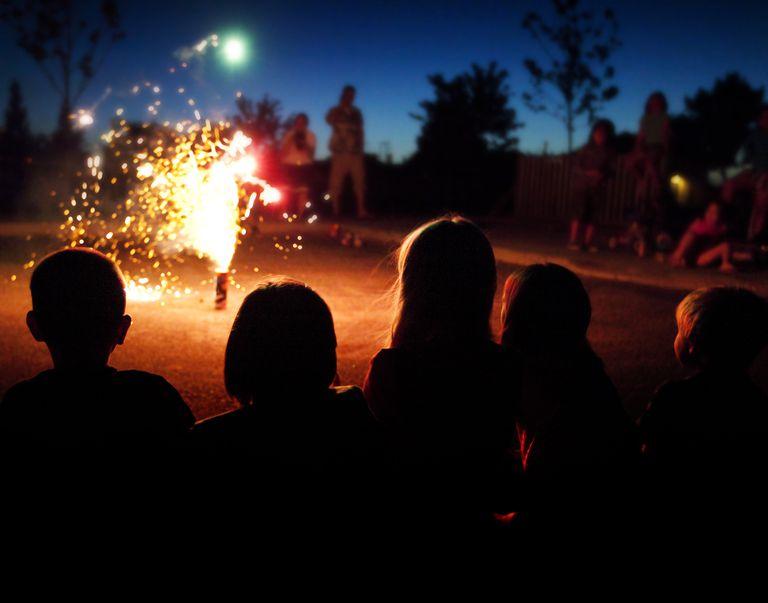 Firework Restriction Information