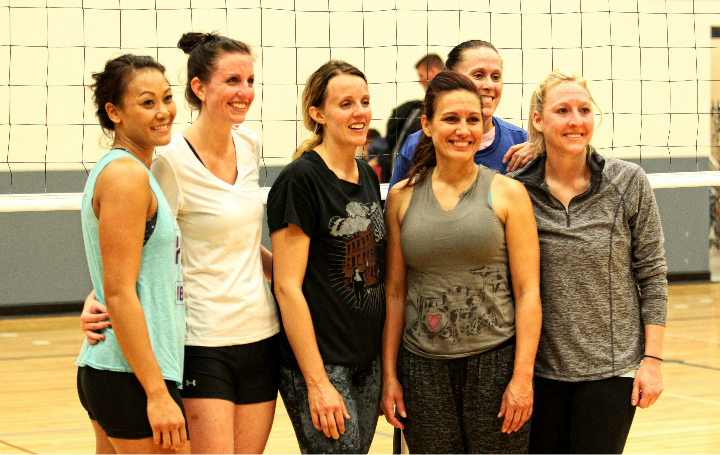 Adult Indoor Volleyball League