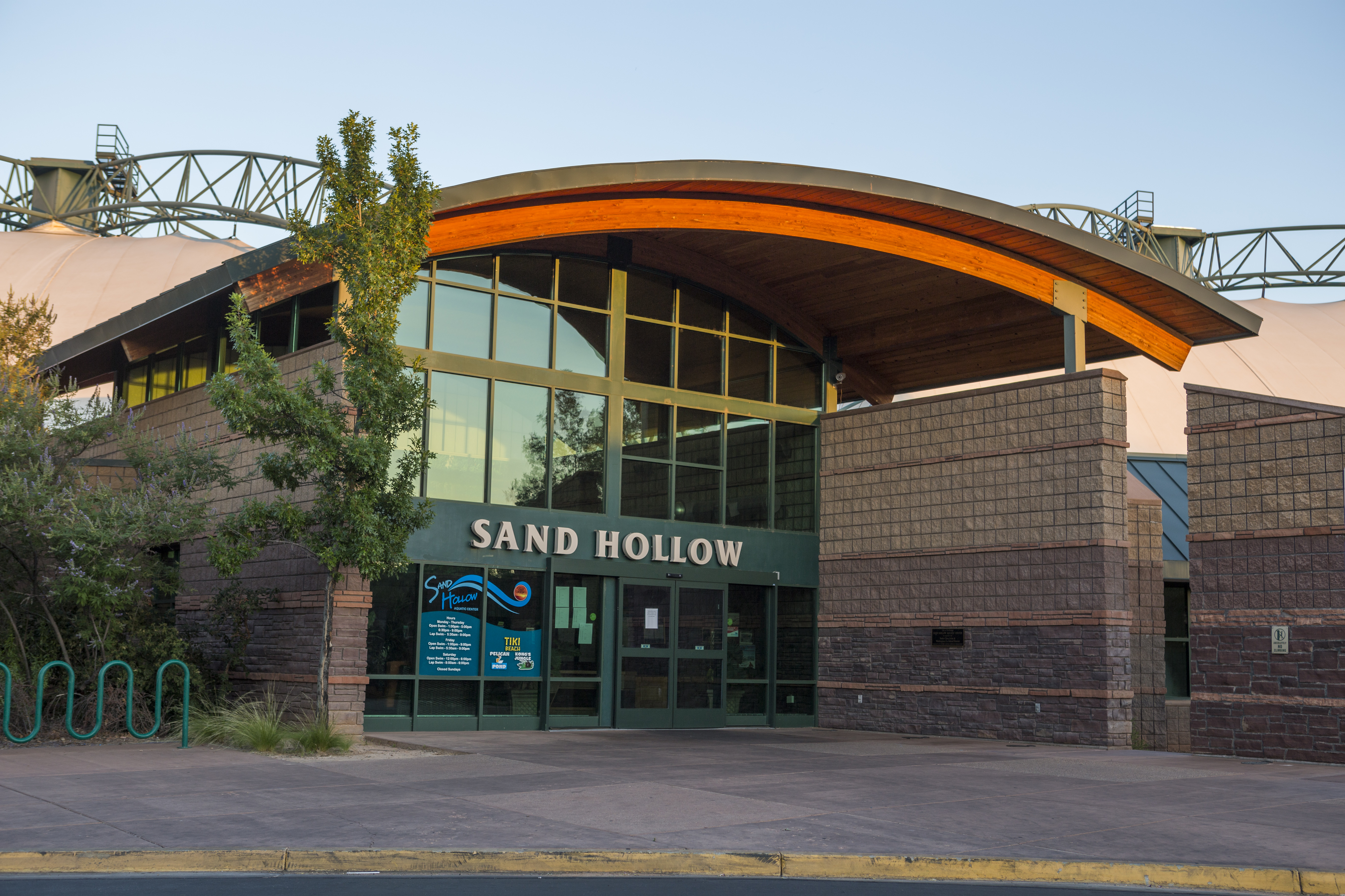 Sand Hollow Aquatic Center Memberships and Reservations