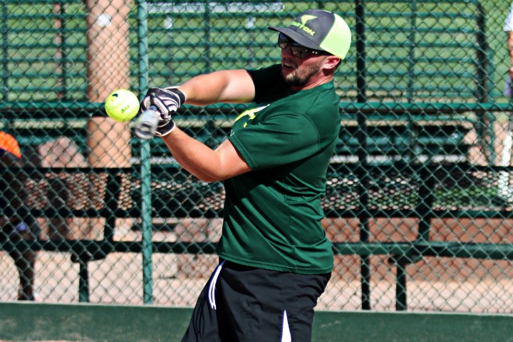 Adult  Summer Slow Pitch Softball League