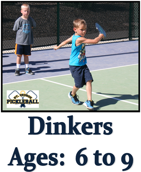 Youth Pickleball / Dinkers