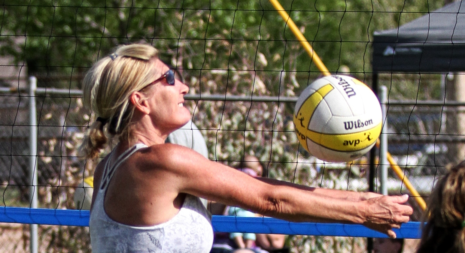 Adult Outdoor Volleyball League